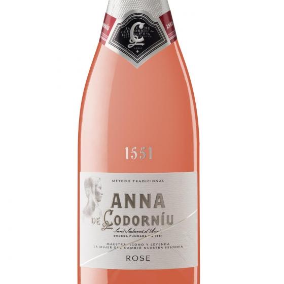 Cava Codorníu-Anna brut rosé 75 cl. - 1