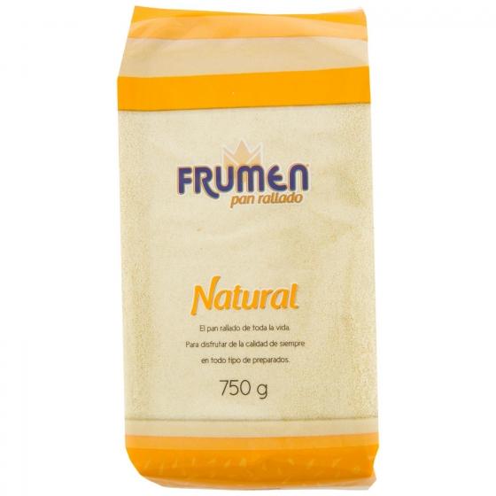 Pan rallado especial para rebozar Frumen 750 g.