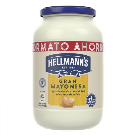 Mayonesa Hellmann's tarro 825 ml.
