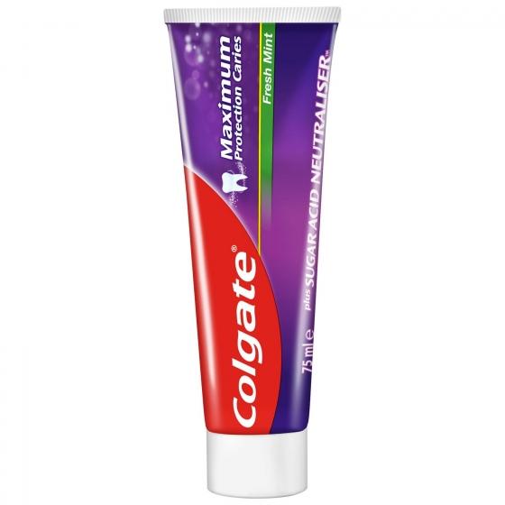 Dentífrico maximum protección caries menta fresca Colgate 75 ml. - 3