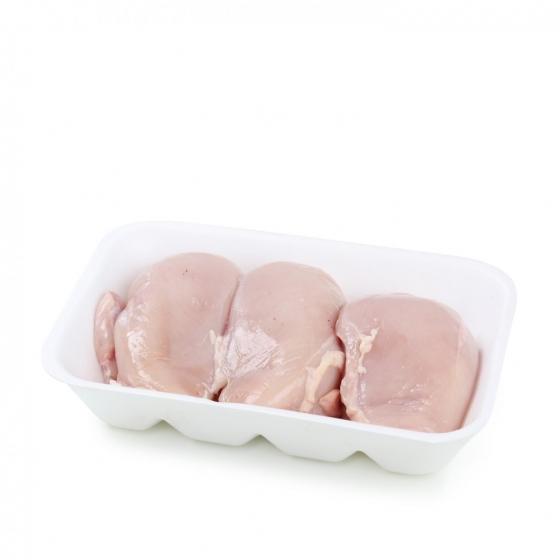 Pechuga de Pollo Entera Carrefour 1,1 kg aprox - 1