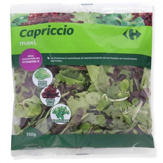 Ensalada capriccio Carrefour 150 g - 1