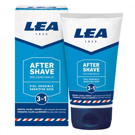 After Shave bálsamo piel sensible Lea 125 ml.