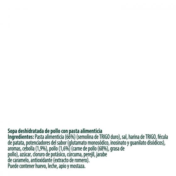Sopa Maravilla Knorr 68 g. - 3