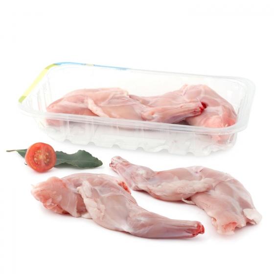 Paletilla de Conejo Carrefour Calidad y Origen 500 g  aprox