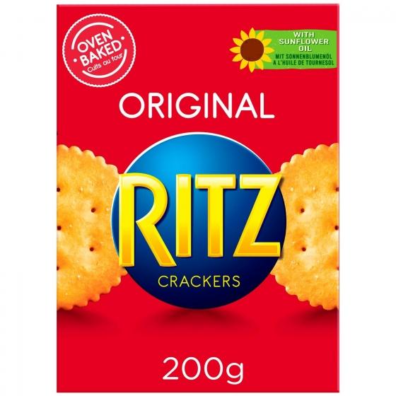 Galletas saladas Ritz 200 g.