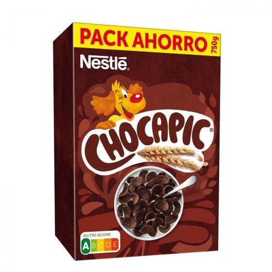 Cereales integrales Chocapic Nestlé 750 g.