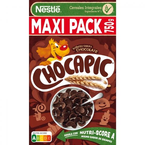 Cereales integrales Chocapic Nestlé 750 g. - 3