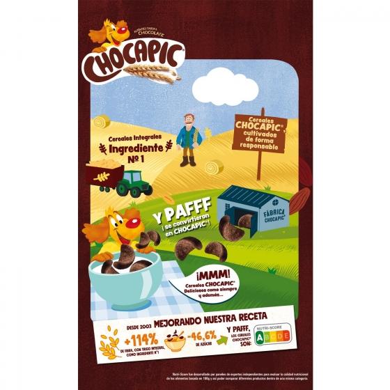 Cereales integrales Chocapic Nestlé 750 g. - 4
