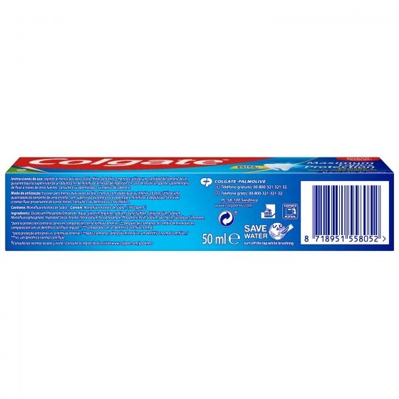 Dentífrico Protección Caries Colgate 50 ml. - 4