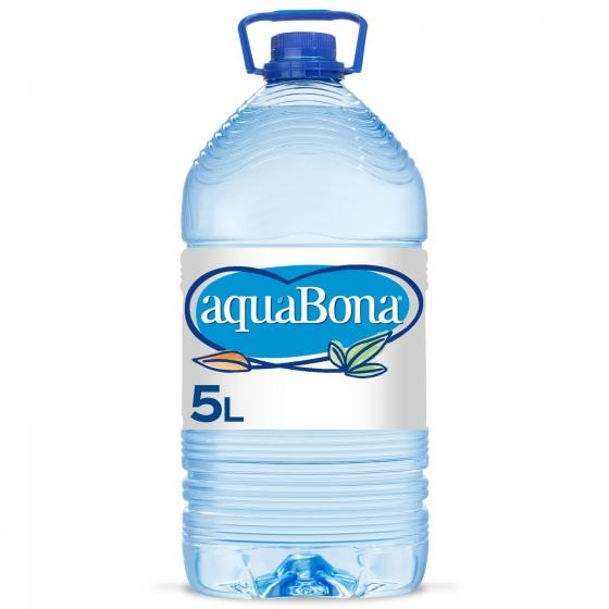 Agua mineral Aquabona natural 5 l.