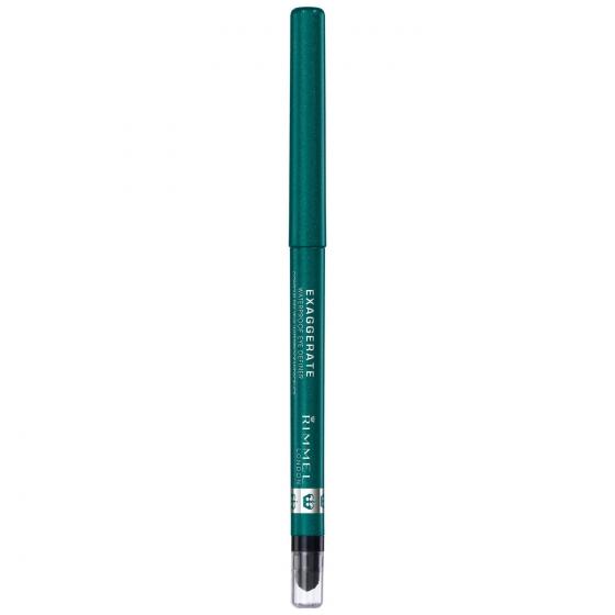 Perfilador de ojos Exaggerate Automatic nº 250 Emerald Rimmel 1 ud.