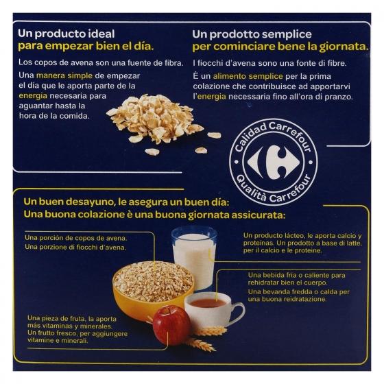 Copos de avena Carrefour 500 g. - 5