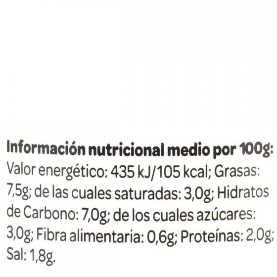 Salsa guacamole Mexifoods tarro 280 g - 3