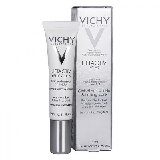 Cuidado del contorno de ojos antiarrugas Liftactiv Vichy 15 ml.