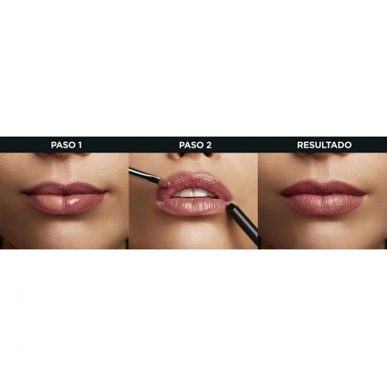Perfilador de labios infallible nº 205 Apocalypse red L'Oréal 1 ud. - 1