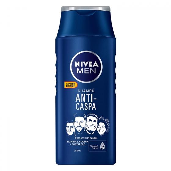 Champú Anti-caspa Power con extracto de bambú Nivea Men 250 ml. - 1