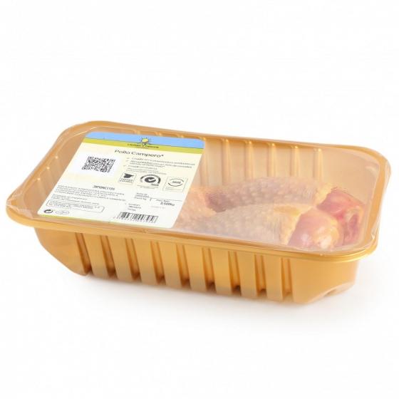 Jamoncitos de Pollo Campero Calidad y Origen Carrefour 600 g aprox