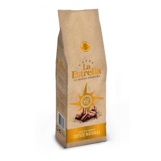 Café grano natural La Estrella 500 g. - 3