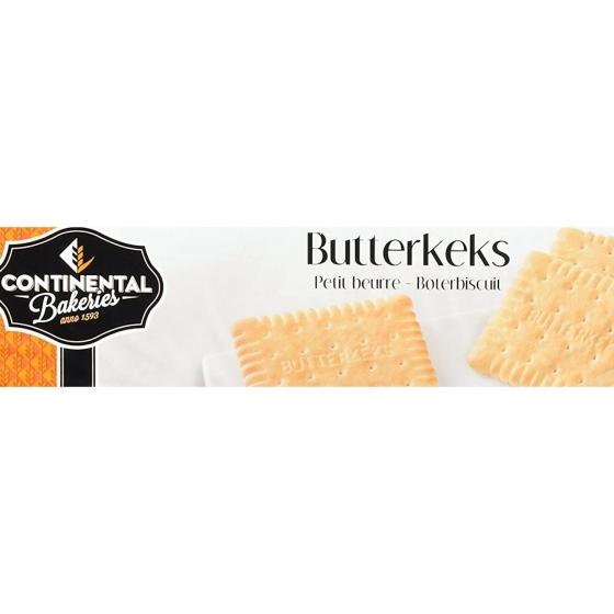 Galletas de mantequilla 400 g.