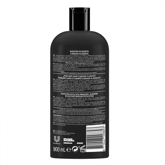 Champú Cuidado Clásico Tresemmé 900 ml. - 1