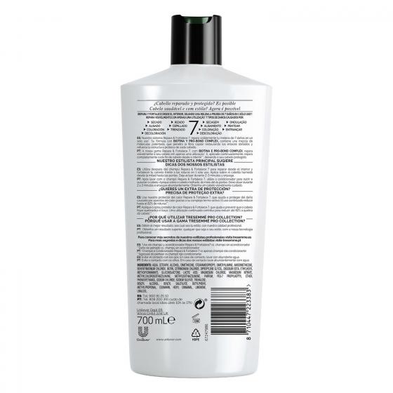 Acondicionador Repara & Fortalece Tresemmé 700 ml. - 1
