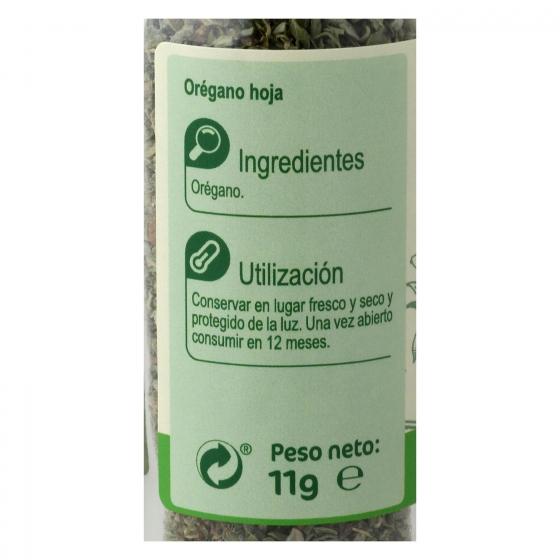 Orégano Carrefour 11 g. - 1