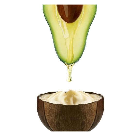 Champú antiencrespamiento con aceite de aguacate Original Remedies 300 ml. - 3