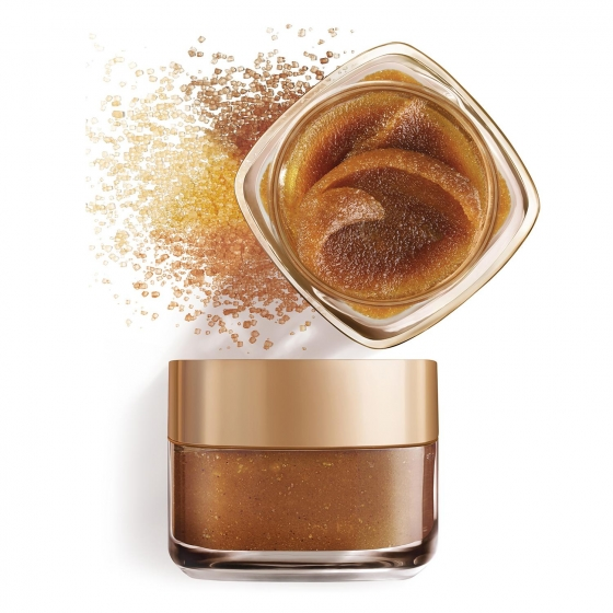 Exfoliante iluminador azúcares suaves Pule e Ilumina L'Oréal 50 ml. - 3