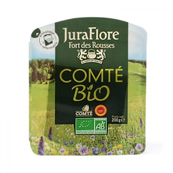 Queso Comte D.O.P. ecológico Juraflore 200 g