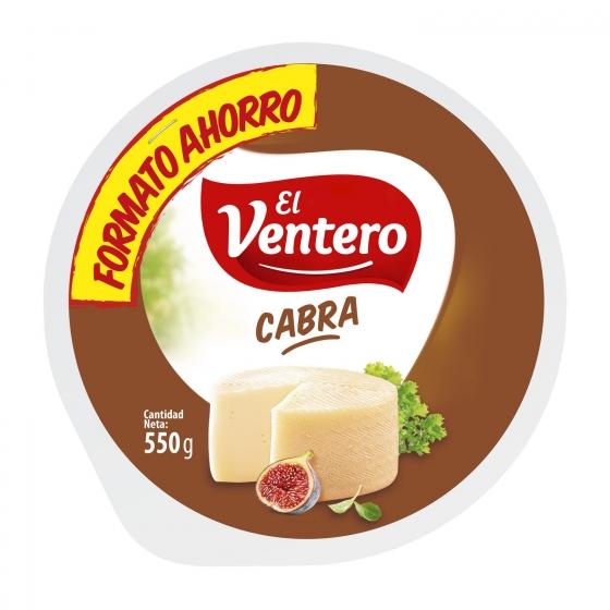 Queso de cabra tierno El Ventero 550 g - 1
