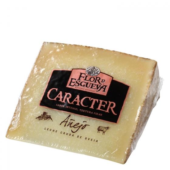 Queso puro de oveja añejo Carácter Flor de Esgueva cuña 225 g - 3