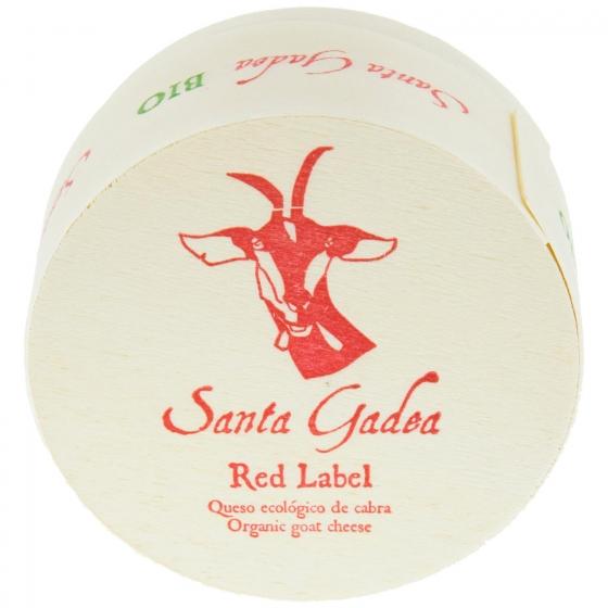 Queso de cabra ecológico Red Label Santa Gadea 135 g - 3
