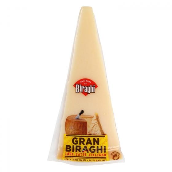 Queso italiano roccia Gran Biraghi Hispano Italiana 250 g aprox - 3