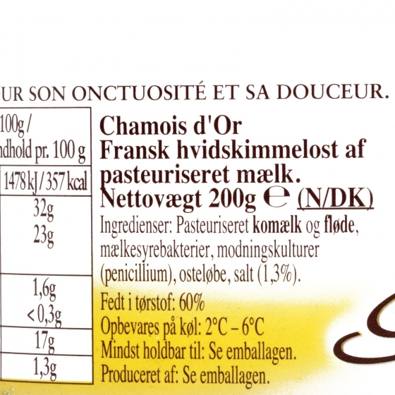 Queso chamois d'or Arias 200 g - 4