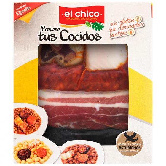 Preparado para cocido El Chico 380 g.