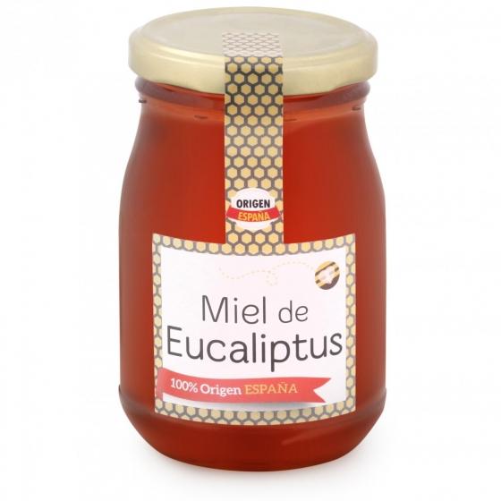 Miel artesana de eucaliptus monofloral Primo Mendoza 500 g - 1