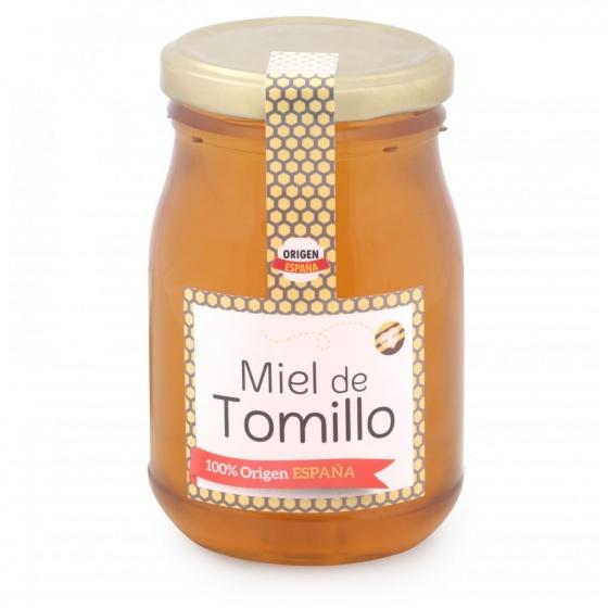 Miel artesana de tomillo monofloral Primo Mendoza 500 g - 1