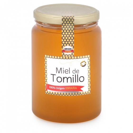 Miel artesana de tomillo monofloral Primo Mendoza 1 Kg - 1