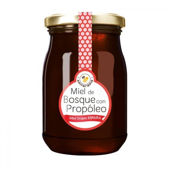 Miel artesana bosque con propoleo Primo Mendoza 500 g