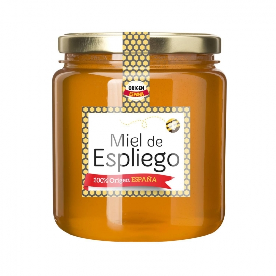 Miel artesana espliego Primo Mendoza 1 kg