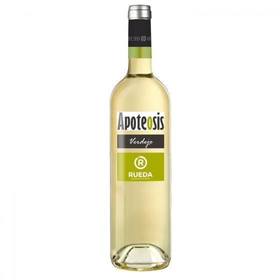 Vino D.O. Rueda blanco verdejo Apoteosis 75 cl.