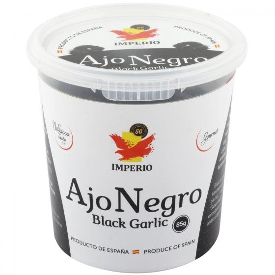 Ajo negro pelado ecológico 60 g - 1