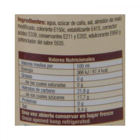 Salsa especial para wok Tiger Khan botella 200 ml. - 1