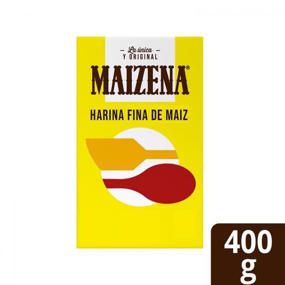 Harina de maíz fina Maizena 400 g. - 3
