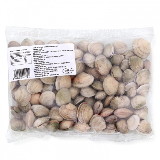 Almeja juliana Carrefour 500 g