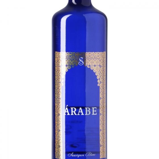 Vino de aguja blanco dulce sauvignon Árabe 75 cl. - 1