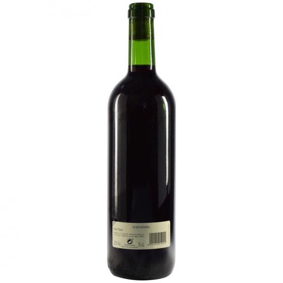 Vino tinto Fuenteviña botella 75 cl.