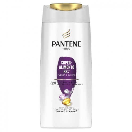 Champú + serum anti-edad BB7 Pantene 700 ml.