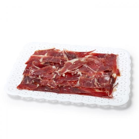 Jamón bellota ibérico curado 100% raza ibérica al corte Sánchez Romero Carvajal sin gluten y sin lactosa 100 g aprox - 3